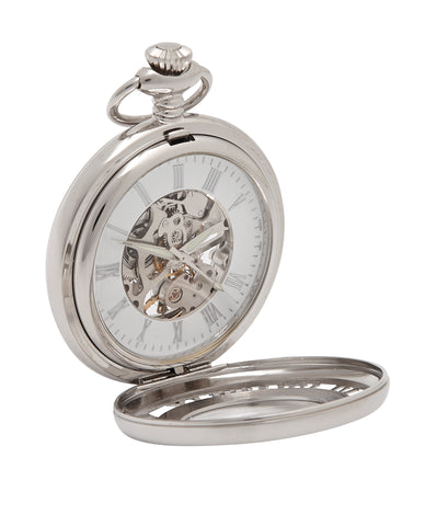 Albany Mechanical Pocket Watch - PW56