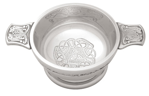 Quaich - Celtic design