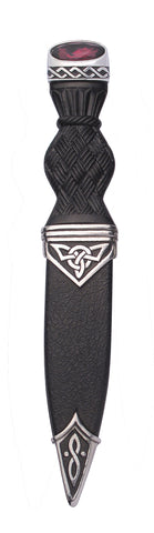 Celtic Design Sgian Dubh - SD36