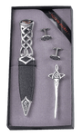 Celtic Design Stone Top Gift Set - SK99 - Anderson Kilts