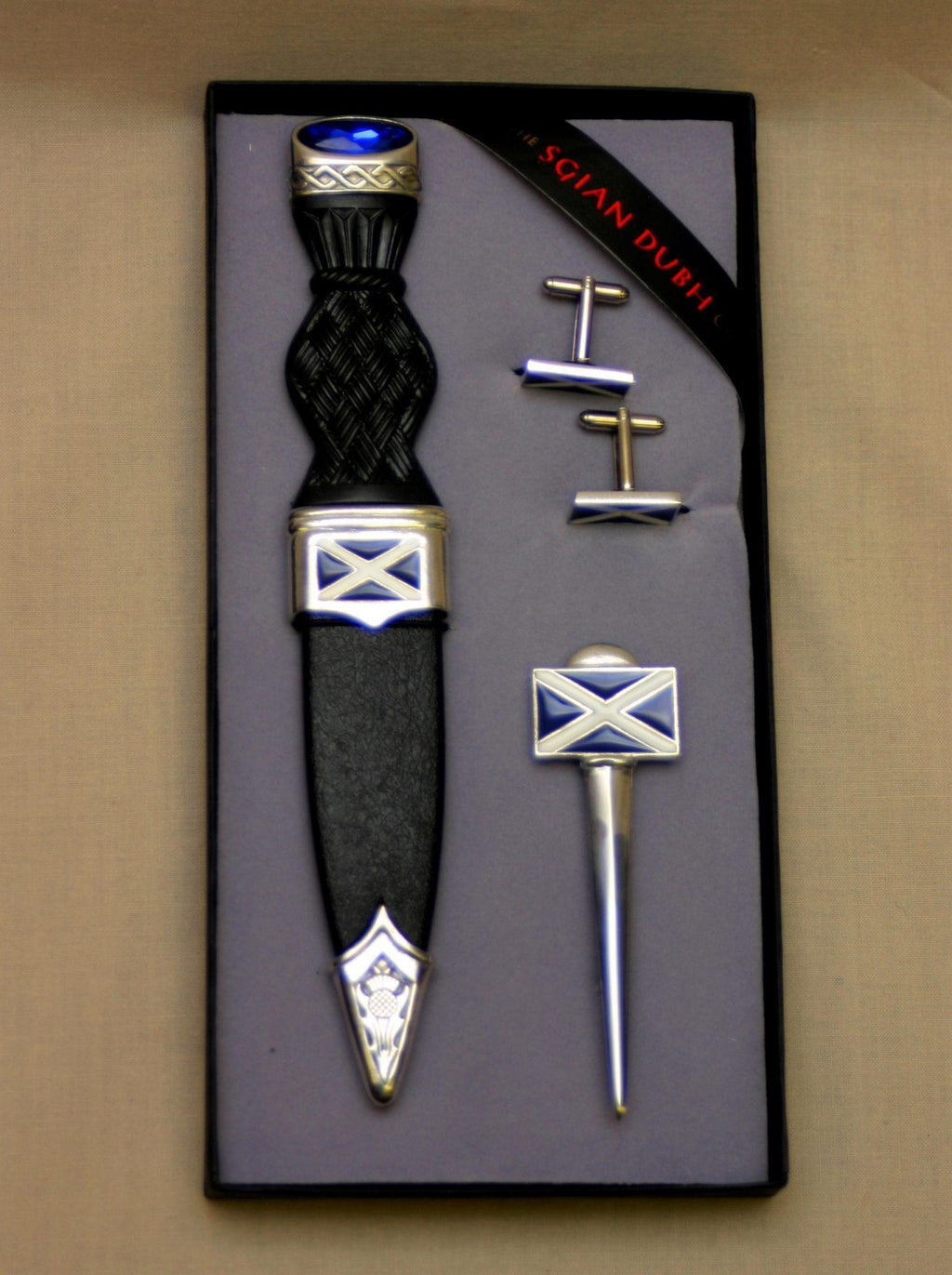 Saltire Gift Set - SK75 - Anderson Kilts
