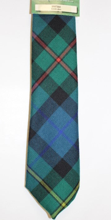 Smith Ancient Tartan Tie - Anderson Kilts