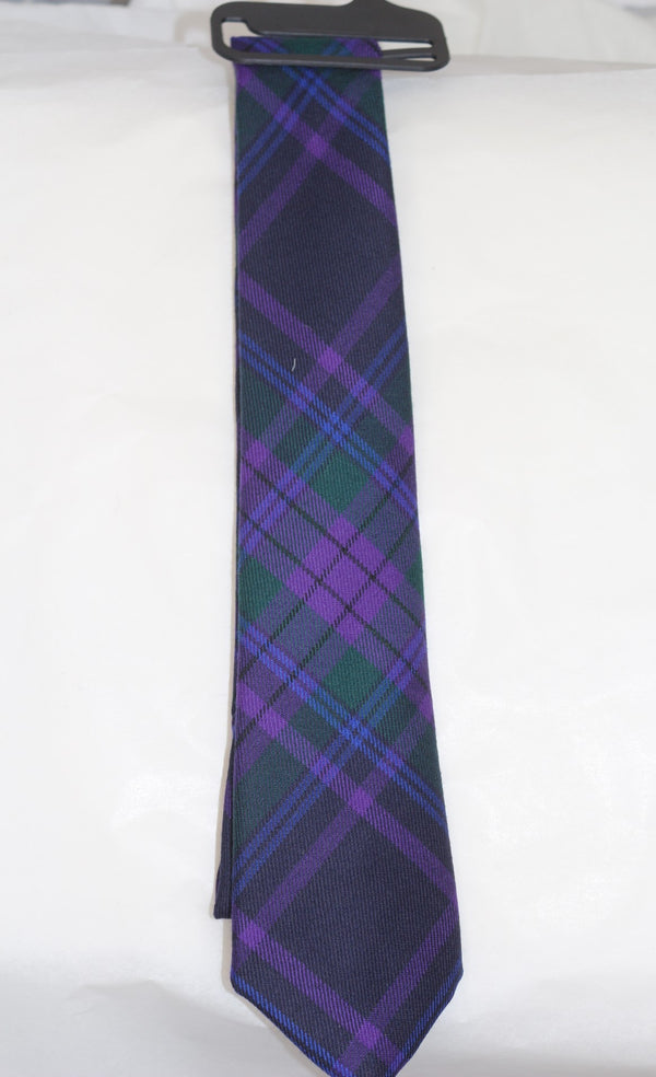 Spirit of Scotland Tartan Tie - Anderson Kilts