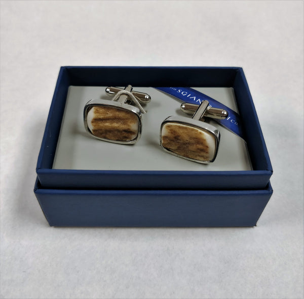 Staghorn Cufflinks - Anderson Kilts