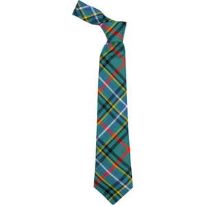 Bisset Ancient Tartan Tie from Anderson Kilts