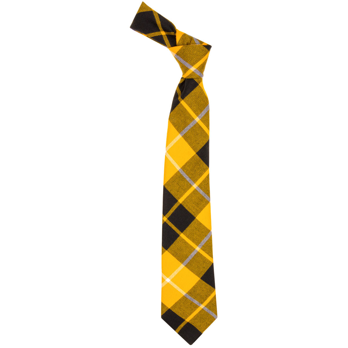 Barclay Dress Modern Tartan Tie