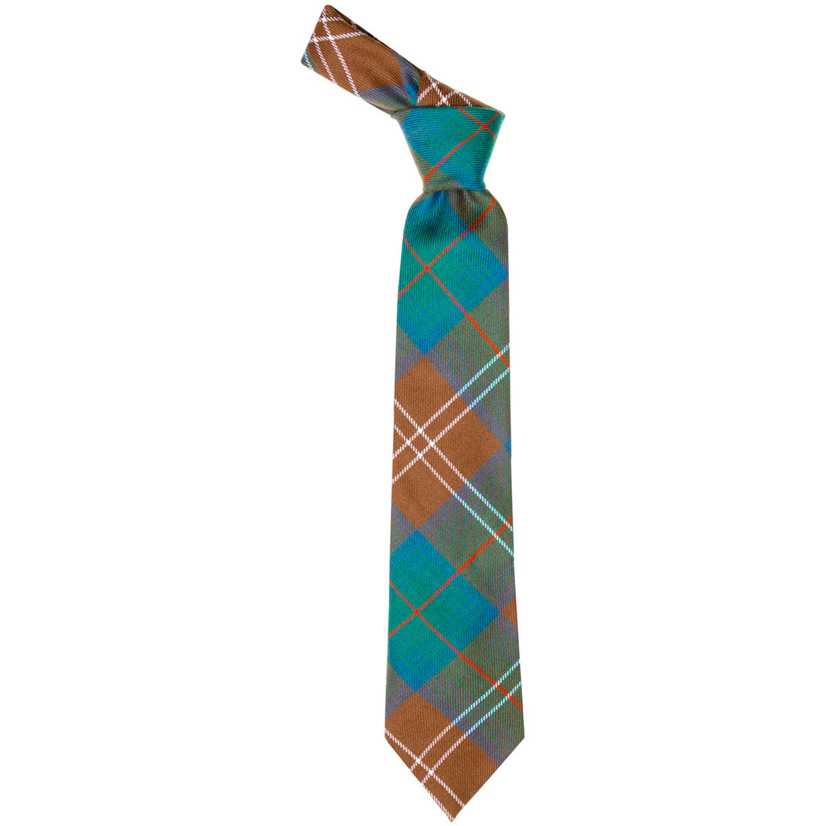 Chisholm Ancient Hunting Tartan Tie