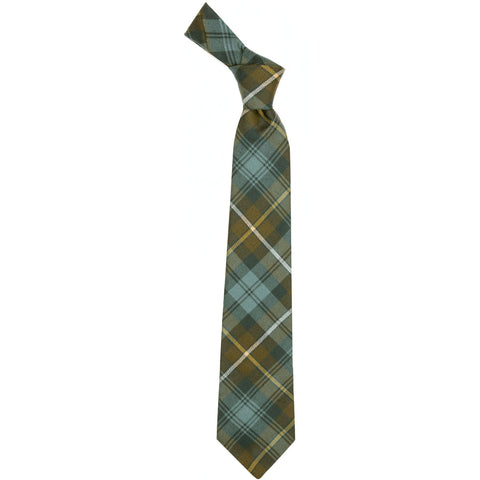 Campbell of Argyll Weathered Tartan Tie
