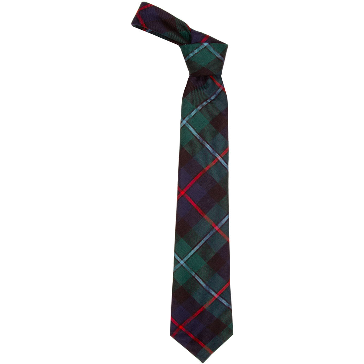 Campbell of Cawdor Modern Tartan Tie from Anderson Kilts