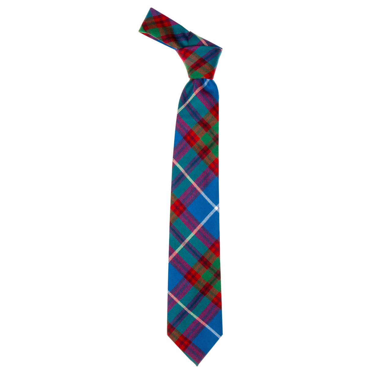 Edinburgh Tartan Tie from Anderson Kilts
