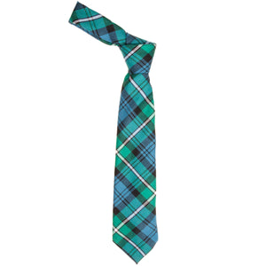Forbes Ancient Tartan Tie from Anderson Kilts