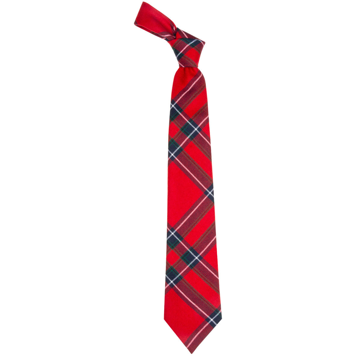 Inverness Modern Tartan Tie from Anderson Kilts