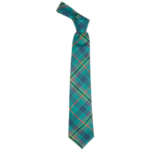 Kennedy Ancient Tartan Tie - Lochcarron weavers