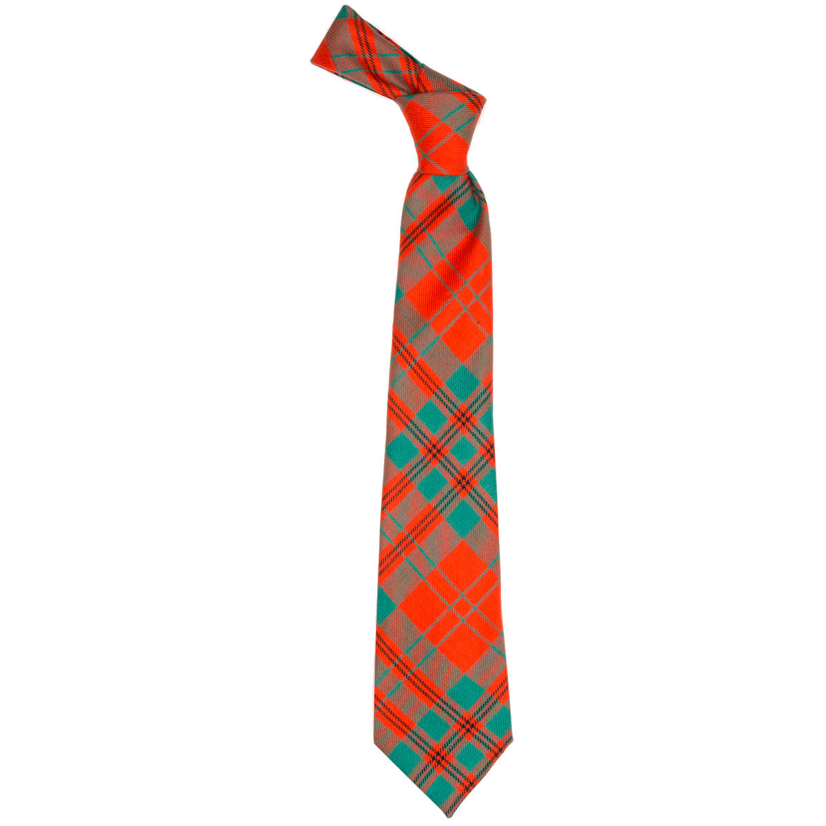 Livingston Ancient Tartan Tie from Anderson Kilts