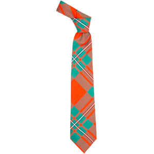 MacGregor Clan Ancient Tartan Tie from Anderson Kilts