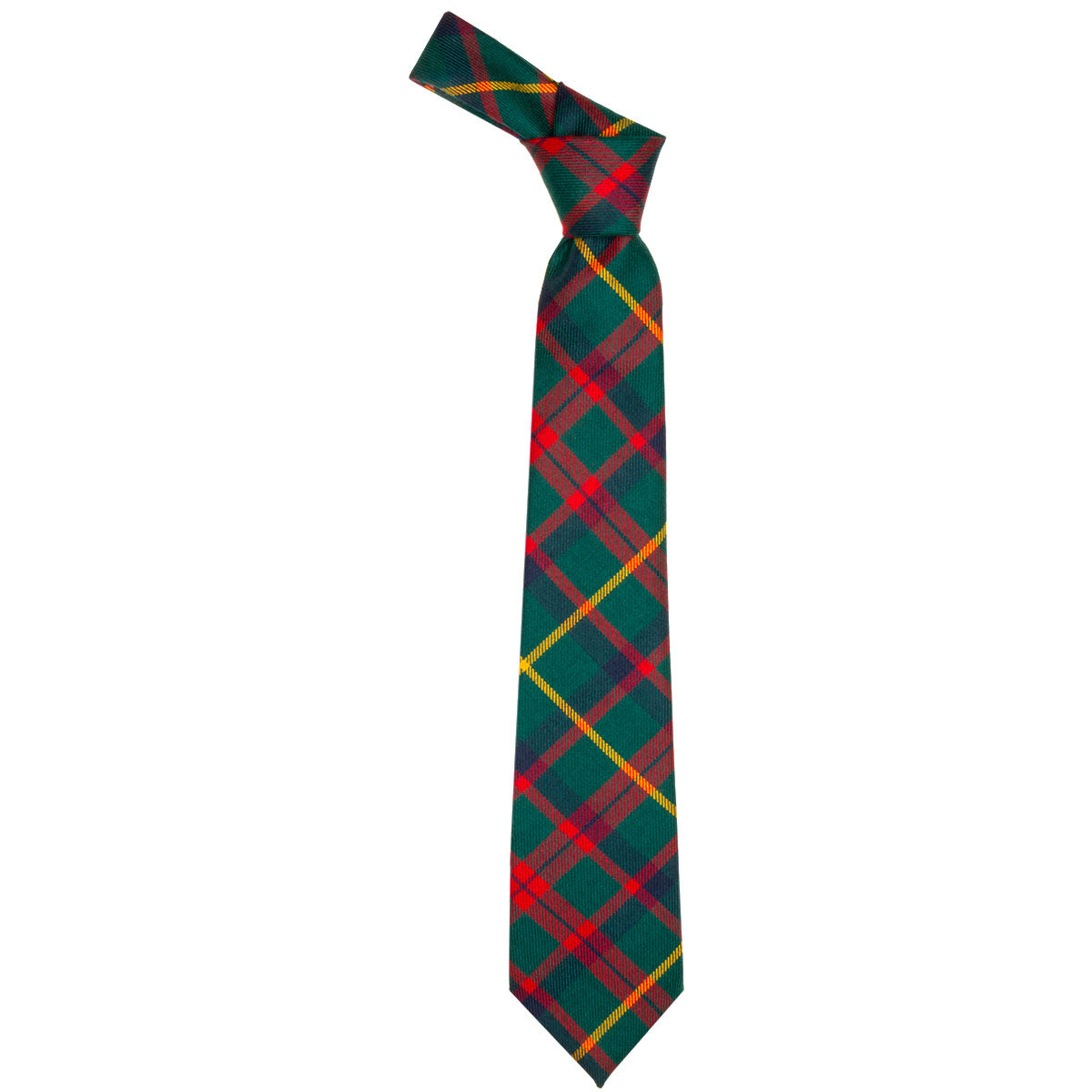 McIntosh Hunting Modern Tartan Tie from Anderson Kilts