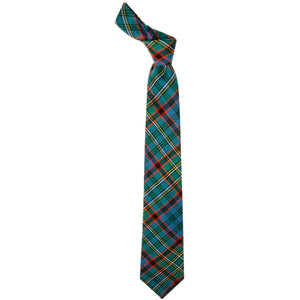 Nicolson Hunting Ancient Tartan Tie from Anderson Kilts