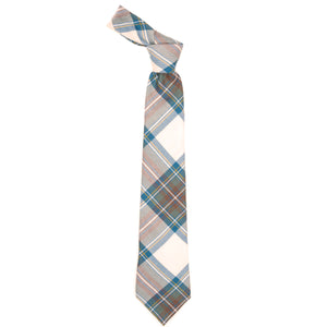Stewart Blue Dress Tartan Tie