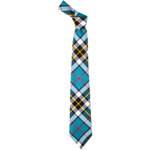 Thompson Blue Tartan Tie