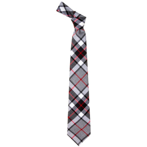 Thompson Grey Tartan Tie