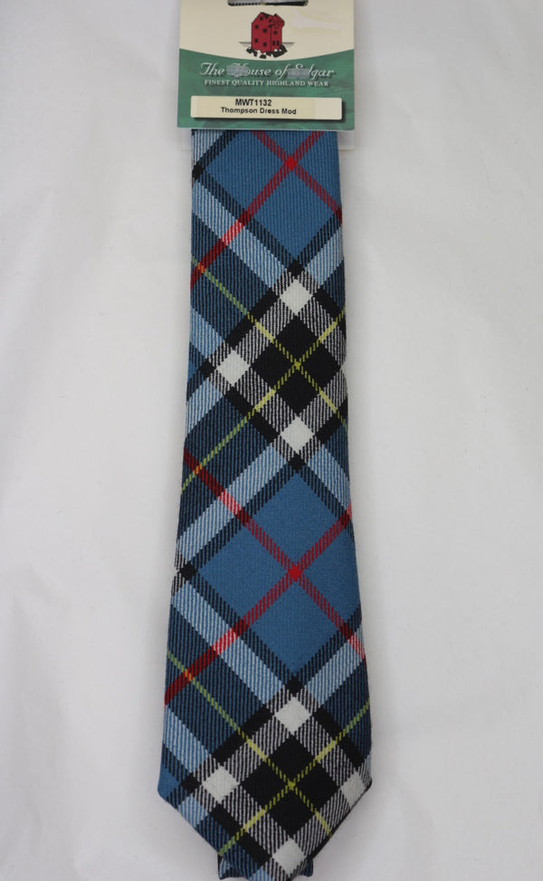 Thompson Dress Tartan Tie - Anderson Kilts