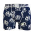 Bawbags Scotland Rugby Badge Boxer Shorts