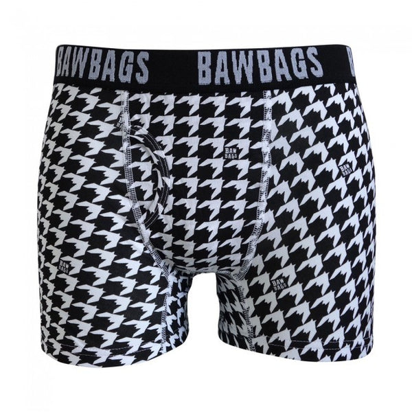 Houndstooth Bawbags - Anderson Kilts