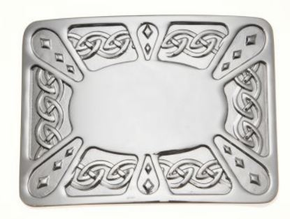 Zoomorphic Celtic Buckle - Anderson Kilts