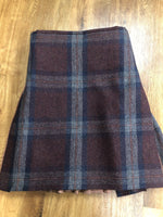 New 8 yard kilt in Autumn Storm tartan - 34-38 Reg