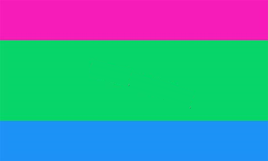 Polysexual Neutral Pride Flag