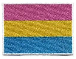 Pansexual Pride Patch