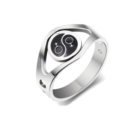 """Lovers"" Female Gender Symbol Ring"