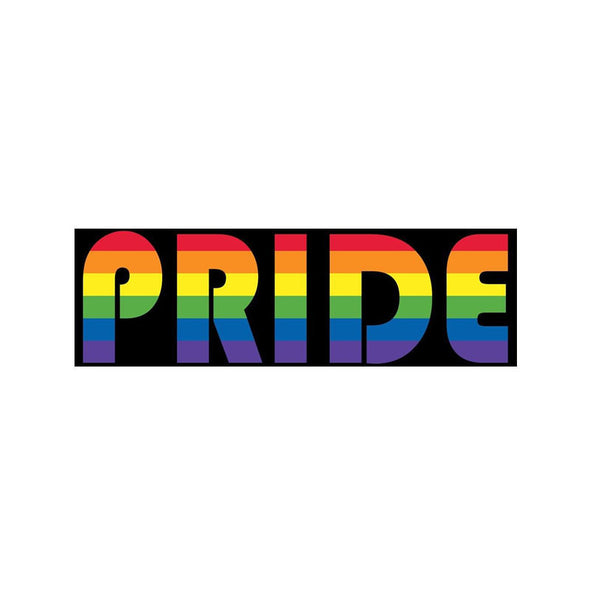 Pride Car Sticker
