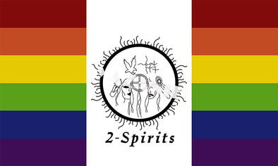 Two Spirits Pride Flag