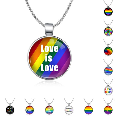LGBTQ Pride Necklace
