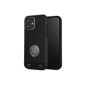 Blackout iPhone Case - Black