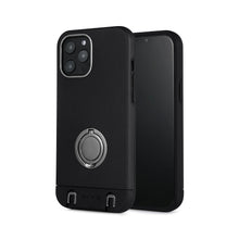 Load image into Gallery viewer, Blackout iPhone Case - Black