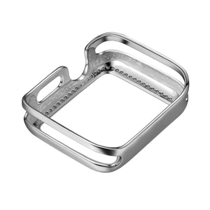 Halo Apple Watch Case - Silver