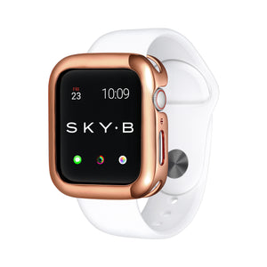 Rose Gold Minimalist Apple Watch Case jewelry for Women