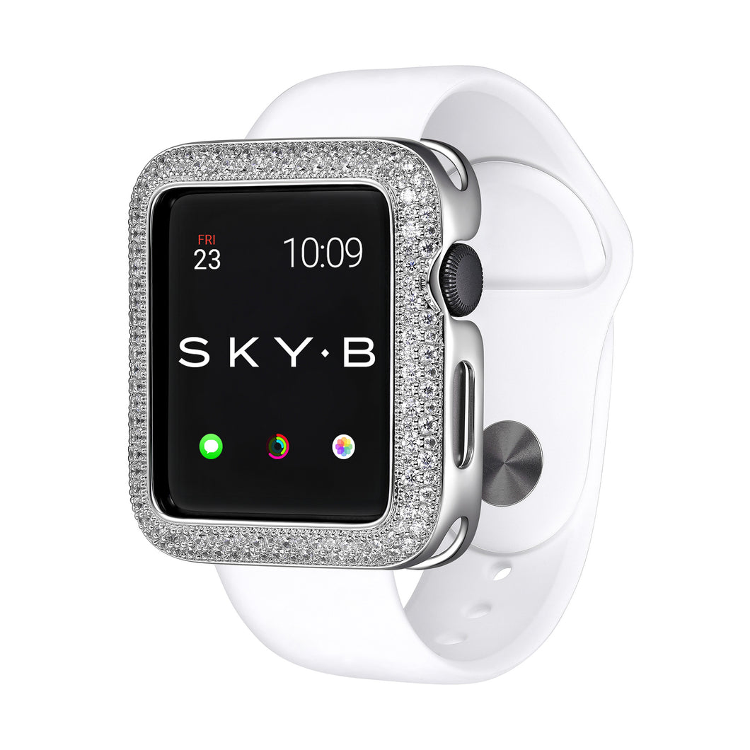 Silver Soda Pop Apple Watch Case jewelry for Women