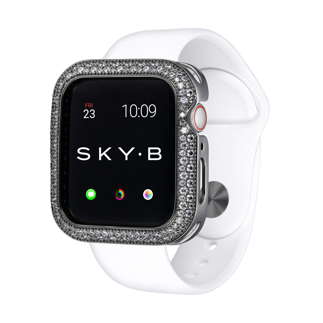Gunmetal Soda Pop Apple Watch Case jewelry for Women