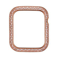 Load image into Gallery viewer, Face view Rose Gold Soda Pop Apple Watch Case jewelry