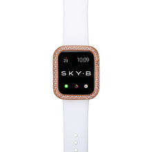 Load image into Gallery viewer, Top View Rose Gold Soda Pop Apple Watch Case
