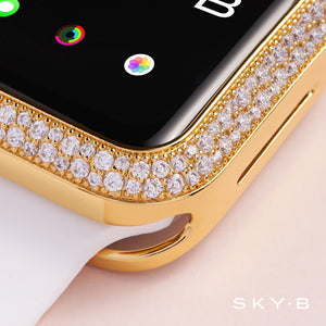 Soda Pop Apple Watch Case - Gold