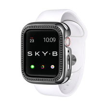 Load image into Gallery viewer, Halo Apple Watch® Case - Black