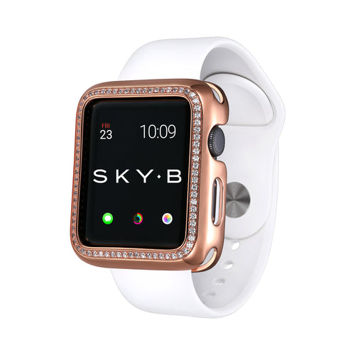 Halo Apple Watch® Case - Rose Gold