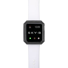 Load image into Gallery viewer, Deco Halo Apple Watch Case - Black