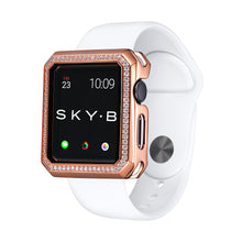 Load image into Gallery viewer, Deco Halo Apple Watch Case - Rose Gold