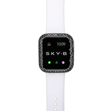 Load image into Gallery viewer, Champagne Bubbles Apple Watch Case - Black