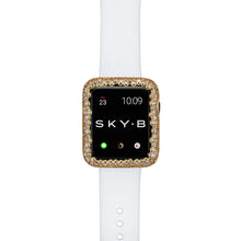 Load image into Gallery viewer, Champagne Bubbles Apple Watch® Case - Gold